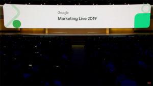 Illustration Introduction Google Marketing Live 2019