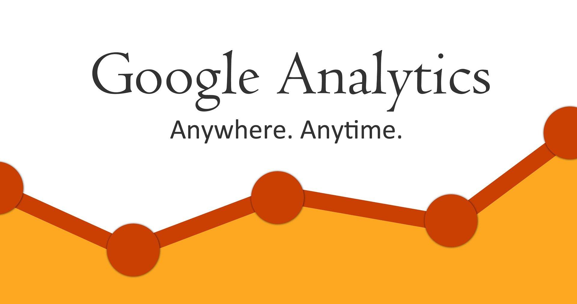 Image de google analytics