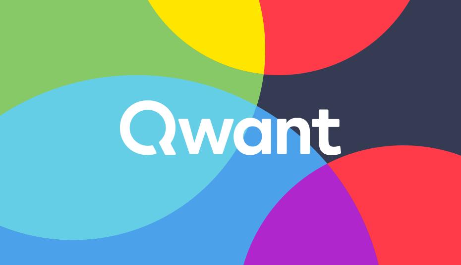 Logo de Qwant